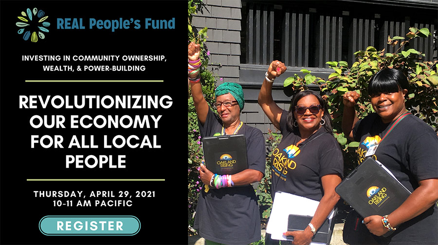 Real Peoples Fund Register